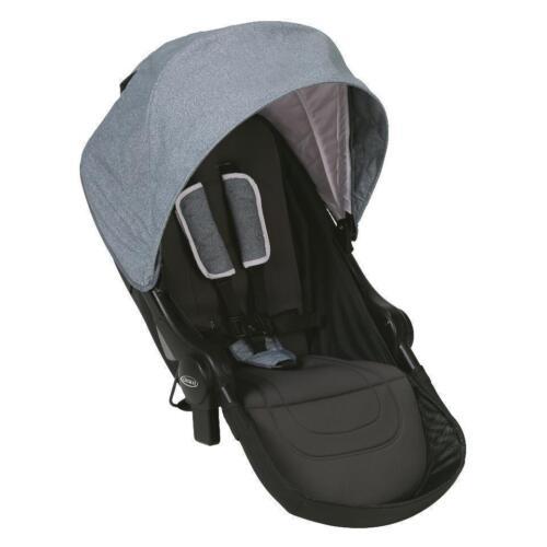 Graco Uno2Duo Second Seat - Hazel (Black, Grey, Pink) Brand New!
