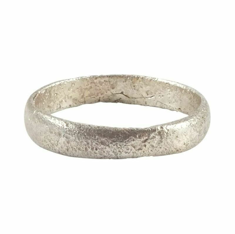 ANCIENT VIKING WEDDING RING C.850-1050 AD SIZE 6 ½
