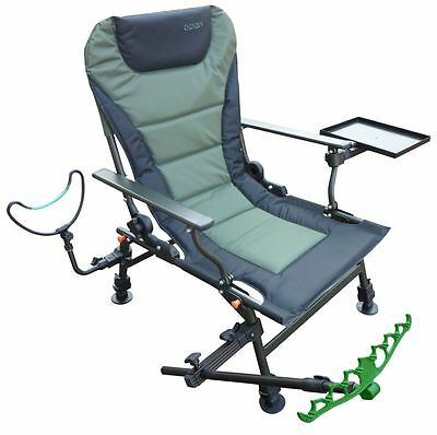 Cobra Accessory Arm Chair * Carp Feeder Match Fishing Chair*