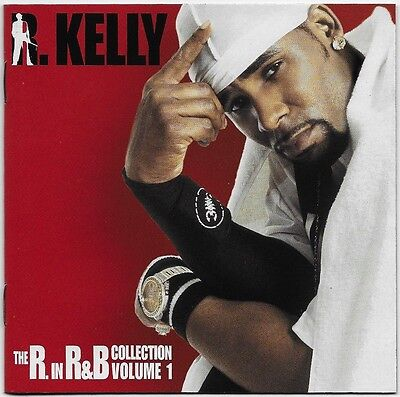 The R. in R&B Collection, Vol. 1 by R. Kelly CD 2003 Jive