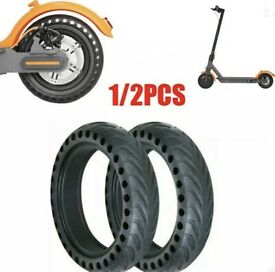 Electric Scooter solid rubber tyre Xiaomi Mijia M365 Scooter Tyre Solid Tires Shock Absorber 8.5inch
