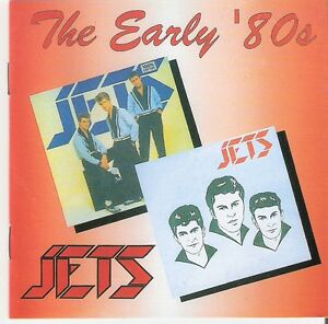 The Jets - The Early 80's CD (2 albums on one CD) Rockabilly
