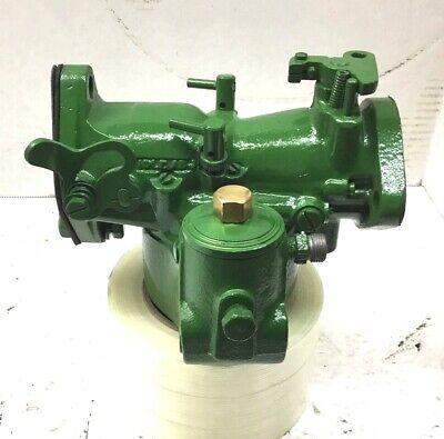 Rebuilt John Deere A Tractor Marvel Schebler Carburetor Dltx18 Core Charge