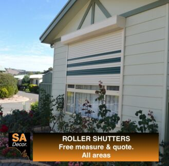 Roller Shutters - Family business
