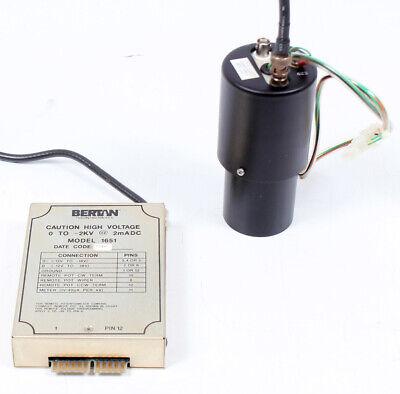Bertan 1651 Hv Ps Pmt Photomultiplier For Beckman Coulter Epics Xl Cytometer
