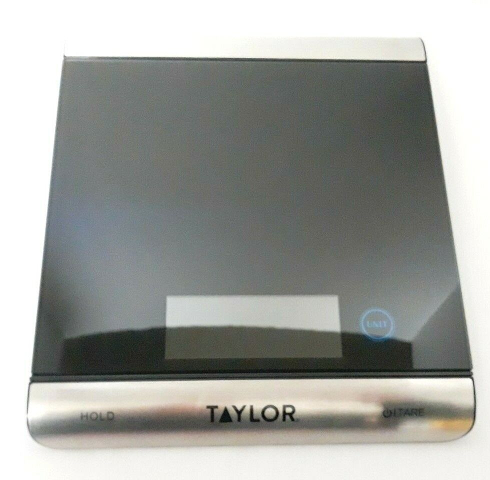 Taylor High Capacity Kitchen Digital Scale - 33lb/15kg Capac