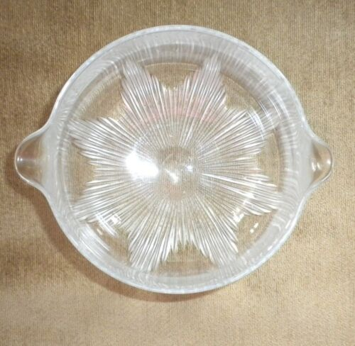 Antique French Crystal Wine Rinser