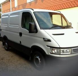 Iveco Daily SWB Van