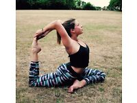 personalised yoga classes from home