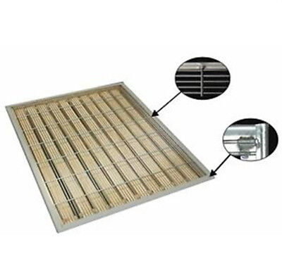 10 Frame Metal Bound Queen Excluder (10 Pack)