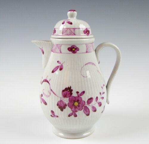 18th Century Antique German Porcelain small Teapot
