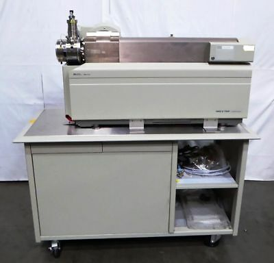 Sciex Api 4000 Qtrap Lcmsms With Agilent 1200 System And Nitrogen Generator