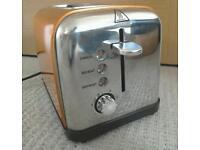 Toaster- Orange