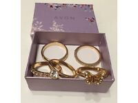 Carrie ring set