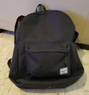 Original Herschel Backpack Basic (Black) - VERY GOOD condition