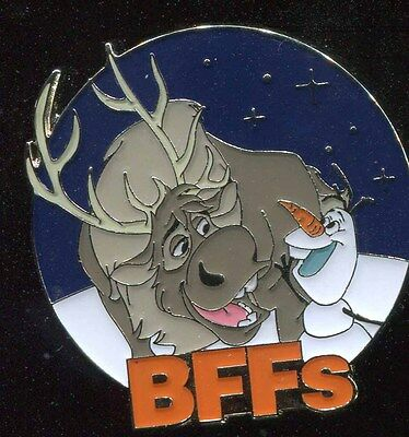 BFFs Mystery Sven and Olaf Disney Pin - Sven And Olaf