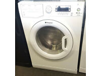 l249 white hotpoint 10kg A+++ 1600spin washing machine comes with warranty can be delivered