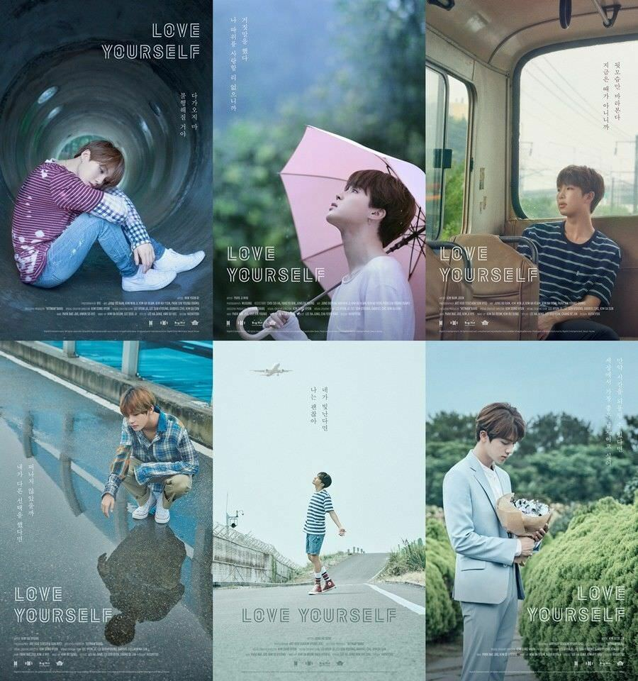 Музыкальные записи оптом BTS LOVE YOURSELF 承 HER 5th Mini Album