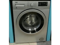 a557 silver beko 7kg 1400spin A+++ rated washing machine come with warranty can be delivered