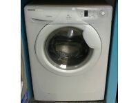 a149 white hoover 7kg 1400spin A*AA rated washing machine come with warranty can be delivered