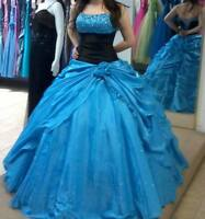 Vrai robe de princesse