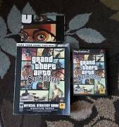 Grand Theft Auto San Andreas Strategy Guide