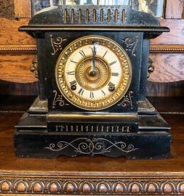 Antique Ansonia Clock (circa 1880)