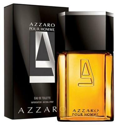 AZZARO POUR HOMME 6.8 O.Z EDT SPRAY * MEN'S PERFUME* NEW IN BOX