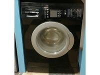 h270 black bosch 7kg washing machine comes with warranty can be delivered or collected