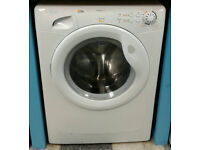 a767 white candy 6kg 1200spin A* rated washing machine comes with warranty can be delivered