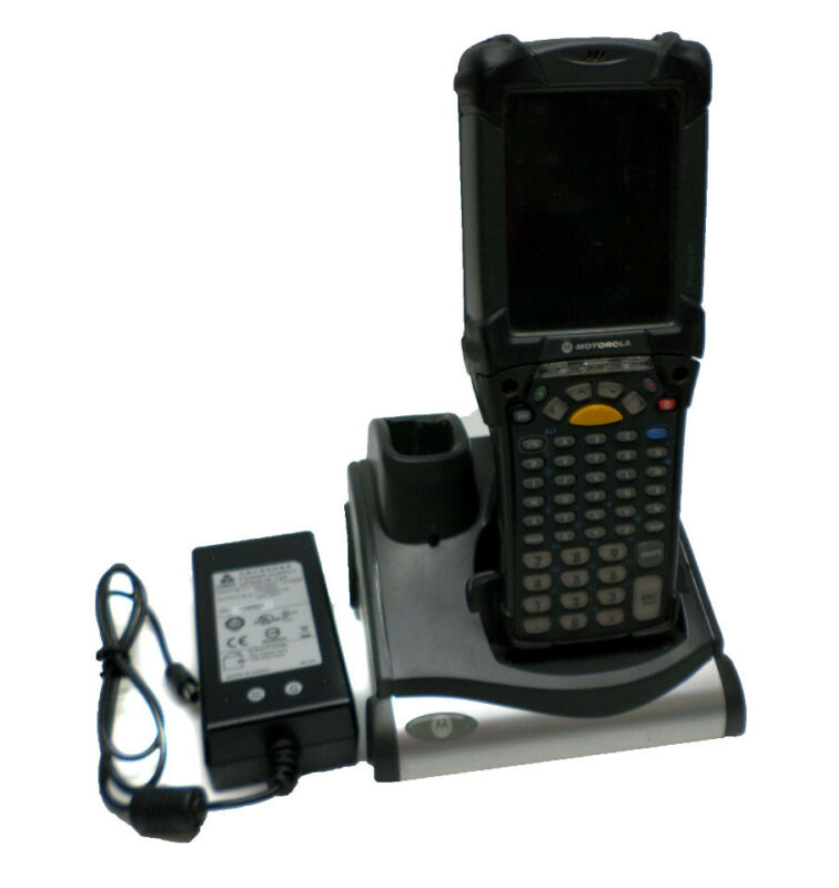 Motorola Symbol MC9000 MC9090-GFOHJEFA6WR with CRD9000-1000 Cradle