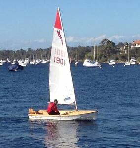 Sabre Sailing Dinghy Beaconsfield Fremantle Area Preview