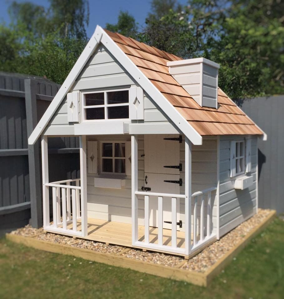 Wooden Playhouses, Childrens Wendyhouses