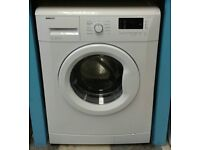 f342 white beko 7kg washing machine comes with warranty can be delivered or collected