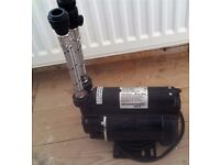 Showermate Eco Single 2.0 Bar 46503 Positive Head Shower Pump