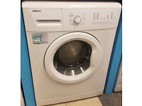 b659 white beko 7kg 1200spin A* washing machine comes with warranty can be delivered or collected