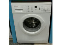 a698 white bosch 6kg 1200spin washing machine comes with warranty can be delivered or collected