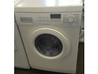 X157 white siemens 7kg+5kg washer dryer comes with warranty can be delivered or collected