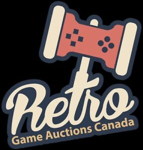 Retro Game Auctions Canada