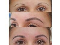 Permanent makeup , microblading , eyebrows , Ipswich ,