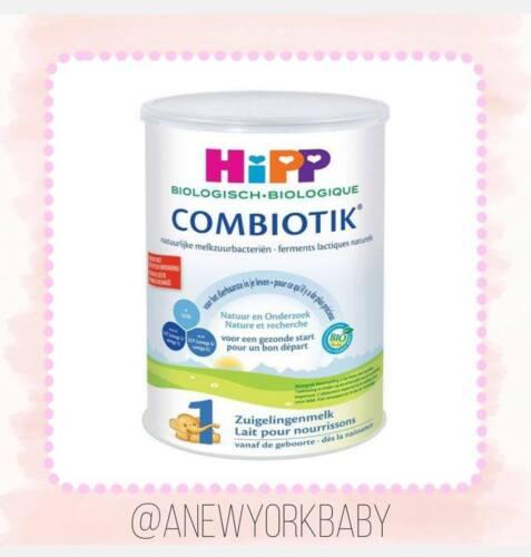 1 Can HiPP Organic Combiotic Infant Milk Powder - Stage 1 Dutch Version - 900g