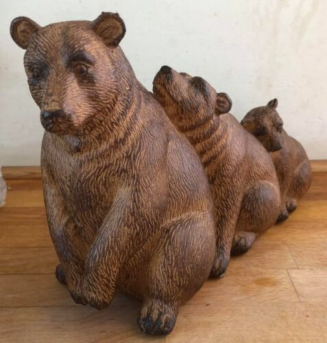 Latex Mould for making this Trio of Bears