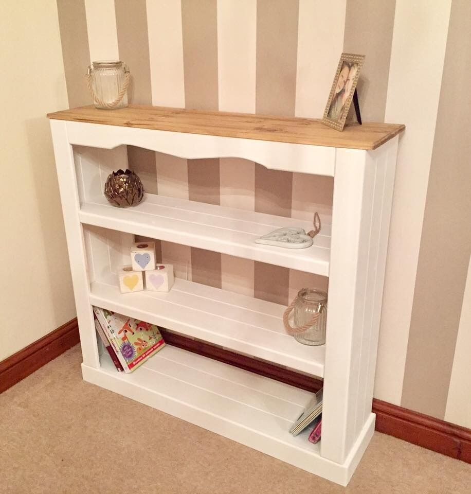 NEW-Hand Made Pine Rustic Country Chic Book Case / Display Unit***£89***FREE DELIVERY