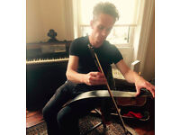 Musical Saw Player available for gigs or recording