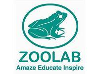 Educational Animal Presenter