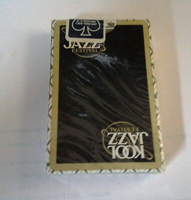 Sealed Deck of KOOL Jazz Festival Playing Cards ()