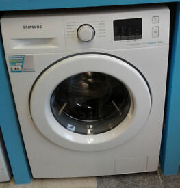 e224 white samsung 8kg 1400spin washing machine comes with warranty can be delivered or collected
