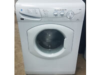 m485 white hotpoint 6kg 1400spin washing machine comes with warranty can be delivered or collected
