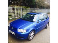 Volkswagen Polo 2001 (51) - 1.4 SE 3dr Manual