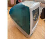 Apple iMac original bondi blue computer
